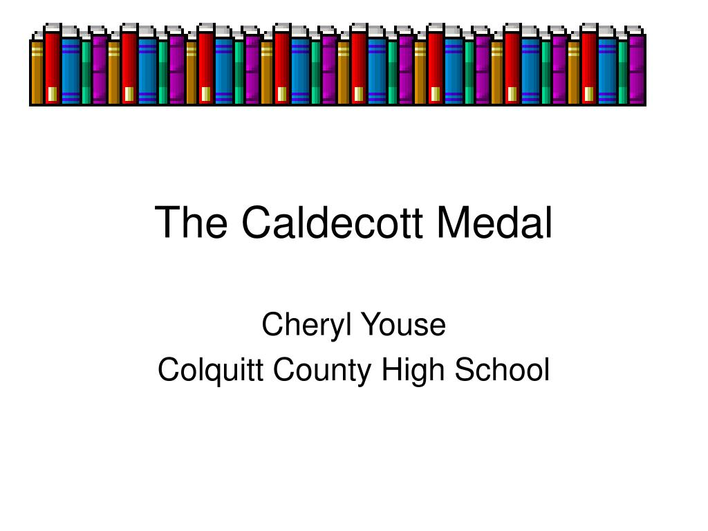 the caldecott medal l.
