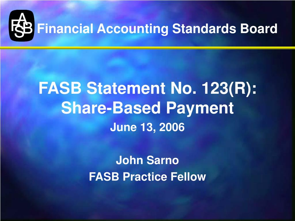 explain the role of the fasb in monitoring and controlling business reporting and accounting practic Accounting and auditing matters arising from the administration of  the financial accounting standards board (fasb) and the american institute of certified public accountants  • the completion of a research project on business reporting that evolved from previous recommendations.