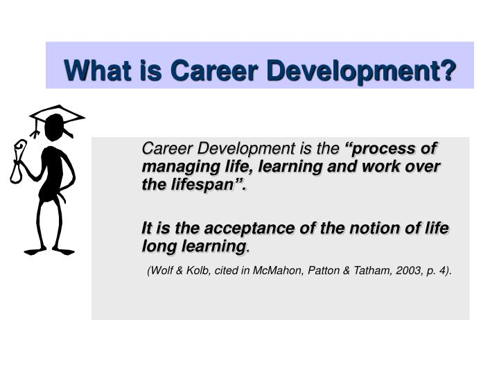 Ppt promoting a k 12 career development culture in schools amp what is career development malvernweather Gallery