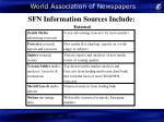 world association of newspapers9