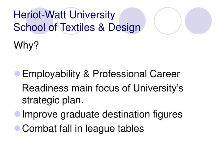 Heriot watt university school of textiles design3