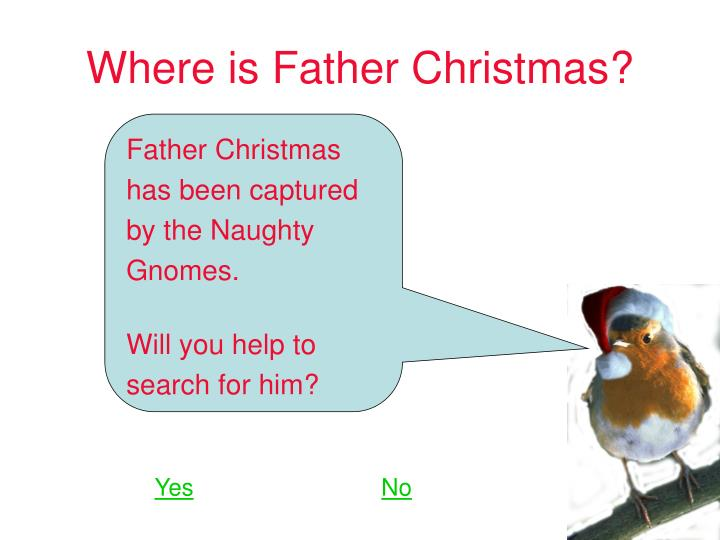 where is father christmas n.