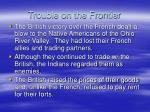 trouble on the frontier31
