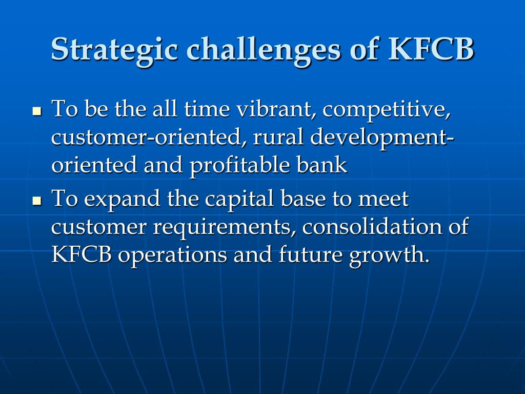 the competitiveness and future challenges of