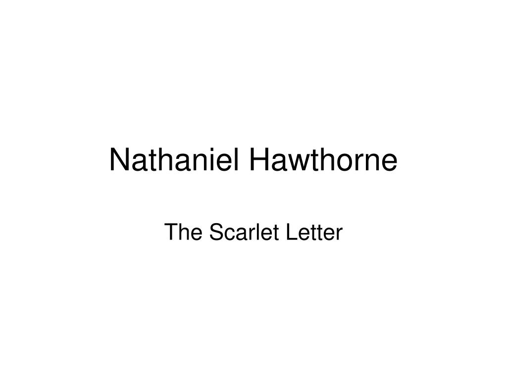an overview on the scaffols power in the scarlet letter by nathaniel hawthorne