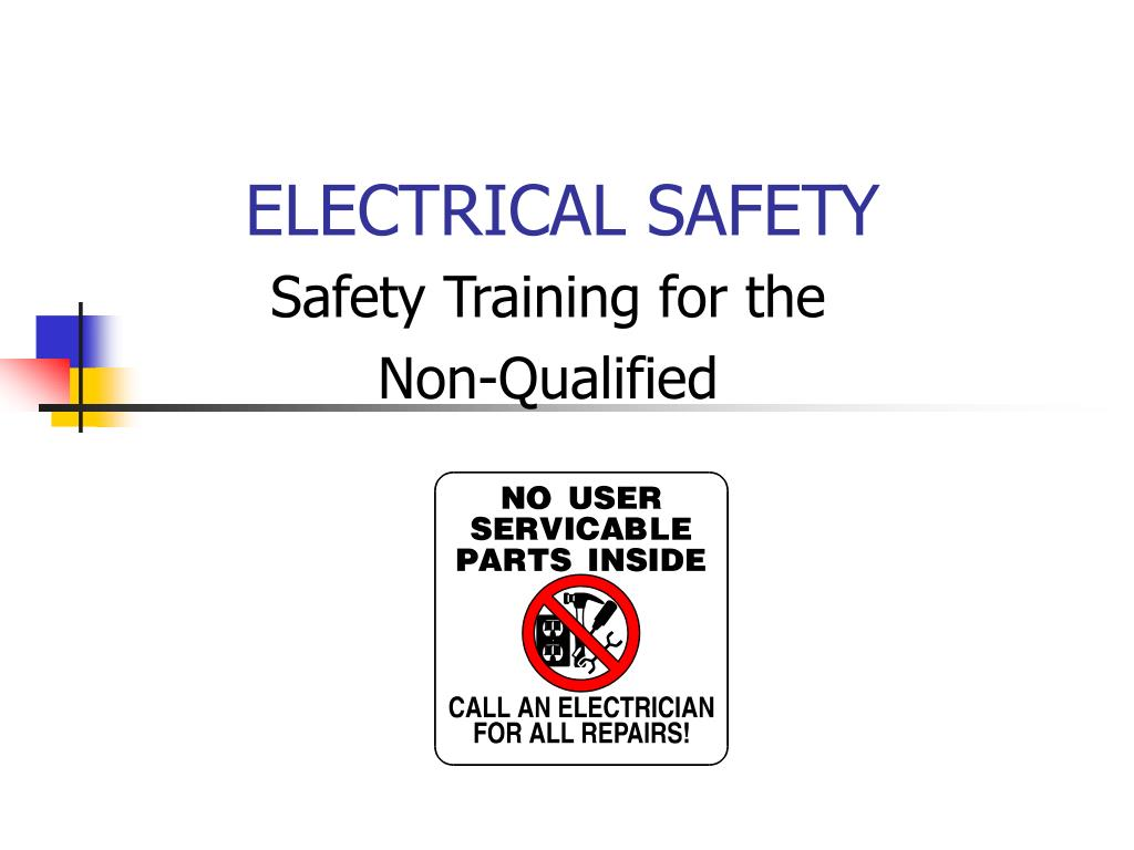 electrical safety l.