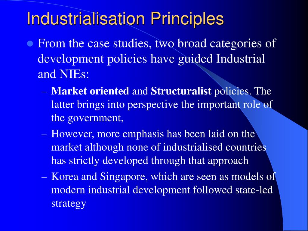 PPT - Industrialization Models: Lessons for Kenya PowerPoint
