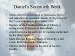 daniel s seventieth week