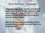 soul salvation scriptures26
