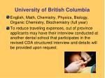 university of british columbia45