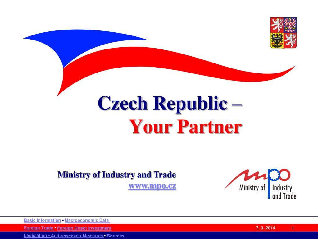 czech republic your partner l.