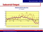 industrial output14