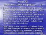 article 79 submarine cables pipelines 2