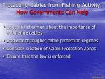 protecting cables from fishing activity how governments can help