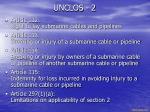 unclos 2