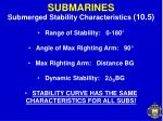 submarines34