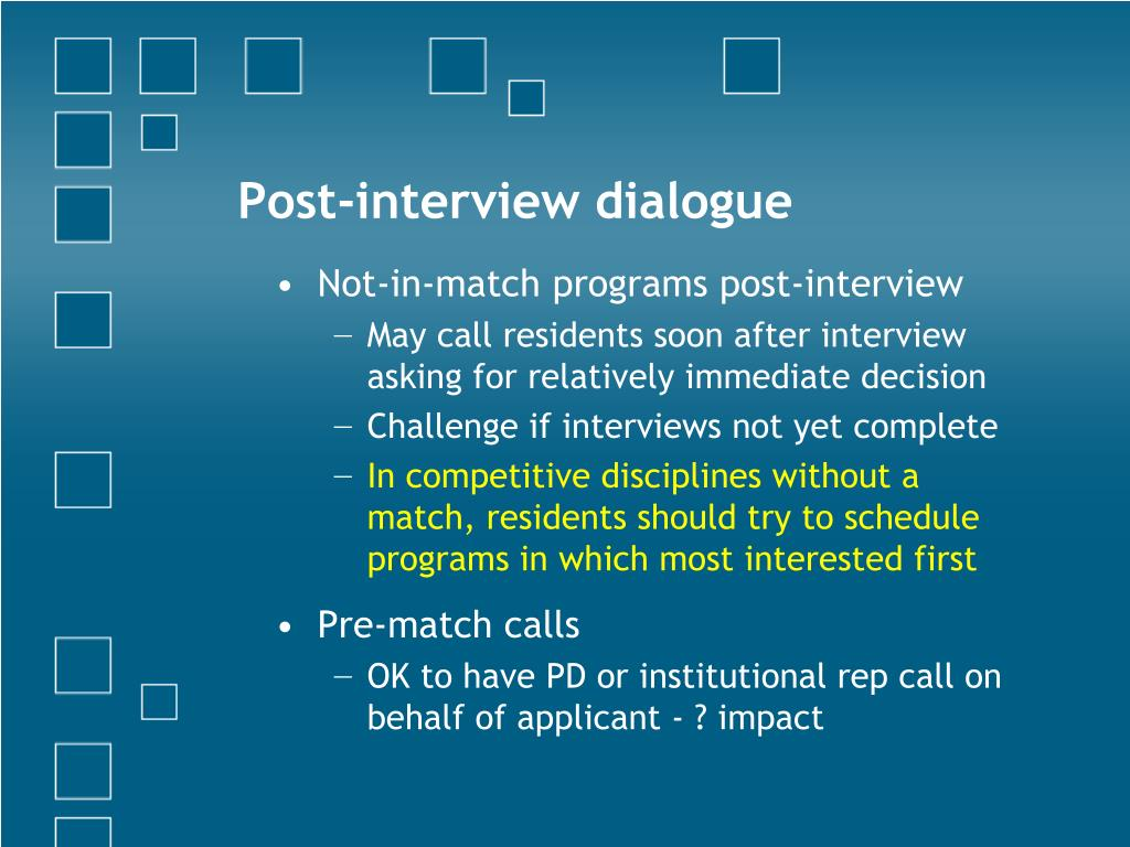 ppt - a guide to the subspecialty fellowship application process powerpoint presentation