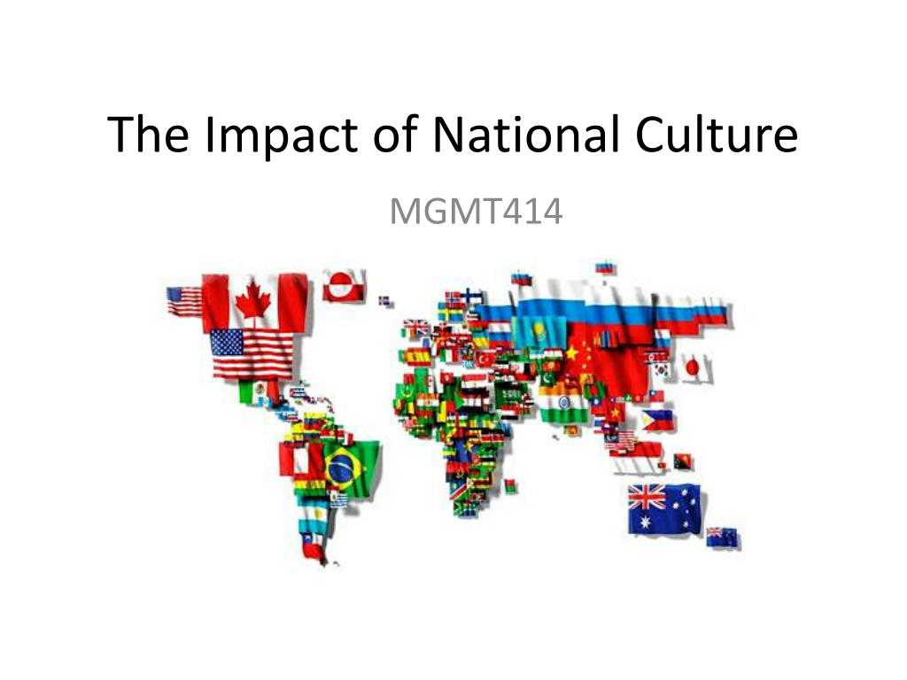 National culture ppt