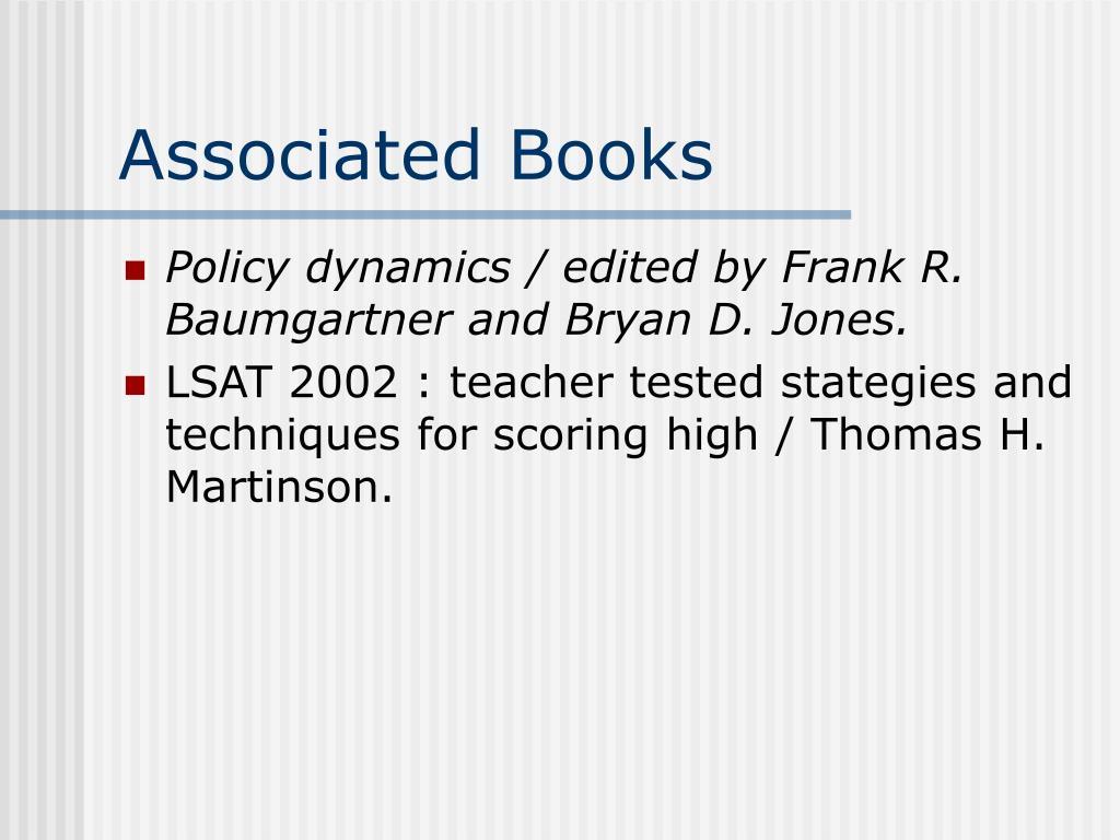 Associated Books