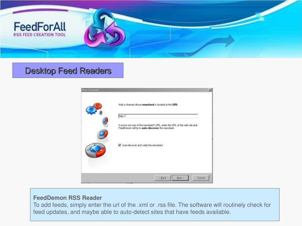 Desktop Feed Readers