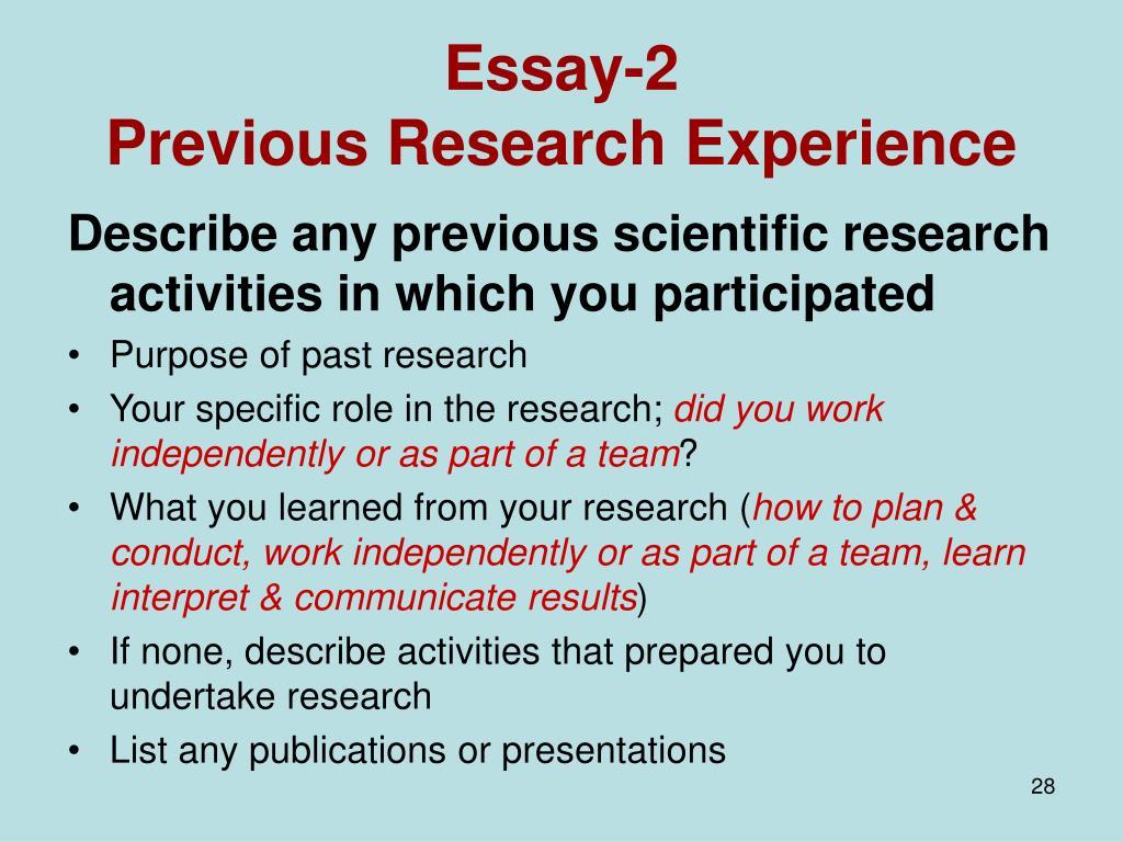 Essay-2