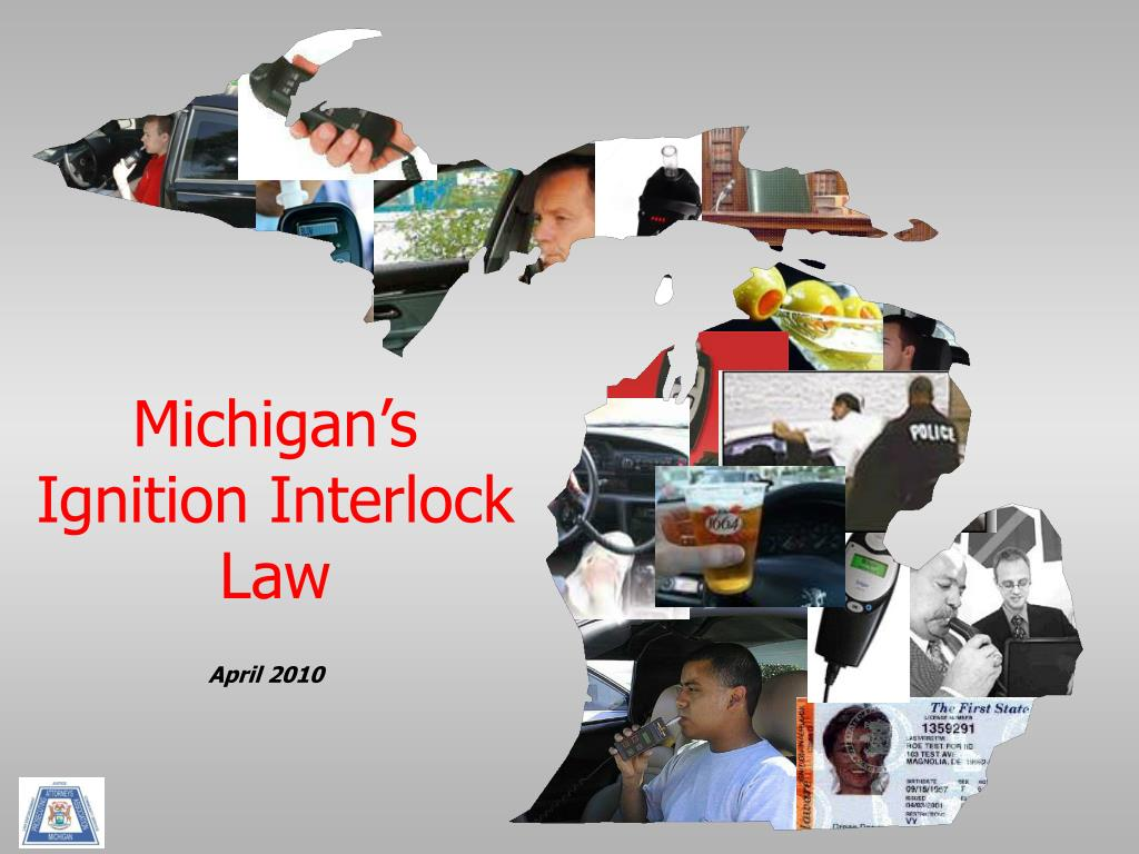 michigan s ignition interlock law l.