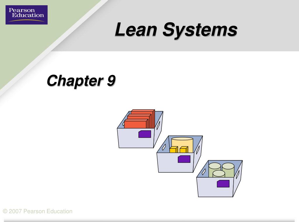 lean systems l.