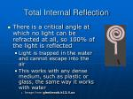 total internal reflection6
