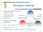triangular arbitrage14
