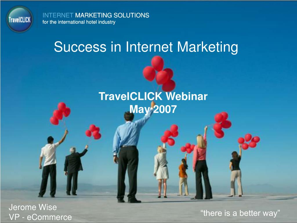 success in internet marketing l.