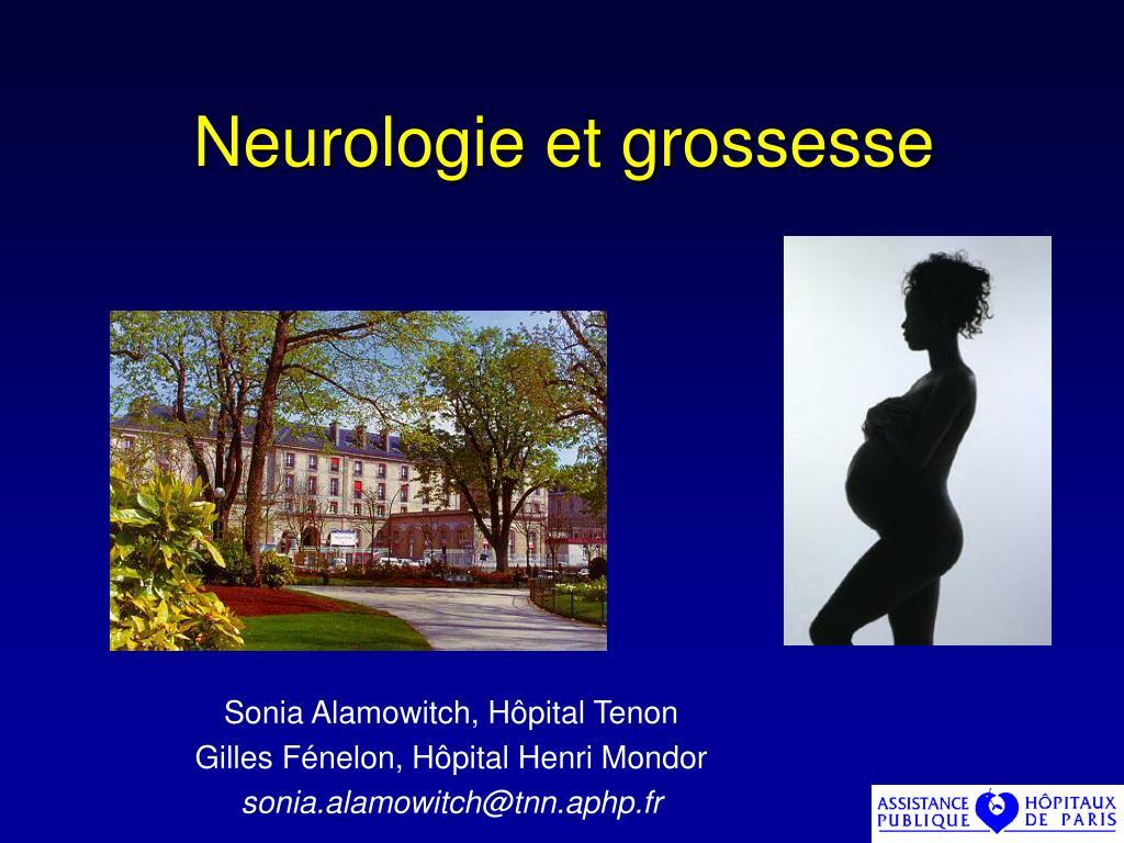 neurologie et grossesse l.