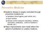 preventive medicine19