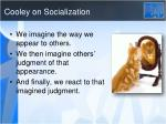 cooley on socialization6