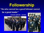 followership38