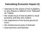 calculating economic impact 2