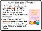 advertisement poster90