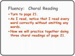 fluency choral reading53