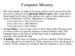 computer memory13