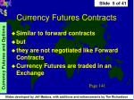 currency futures contracts5