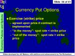 currency put options34