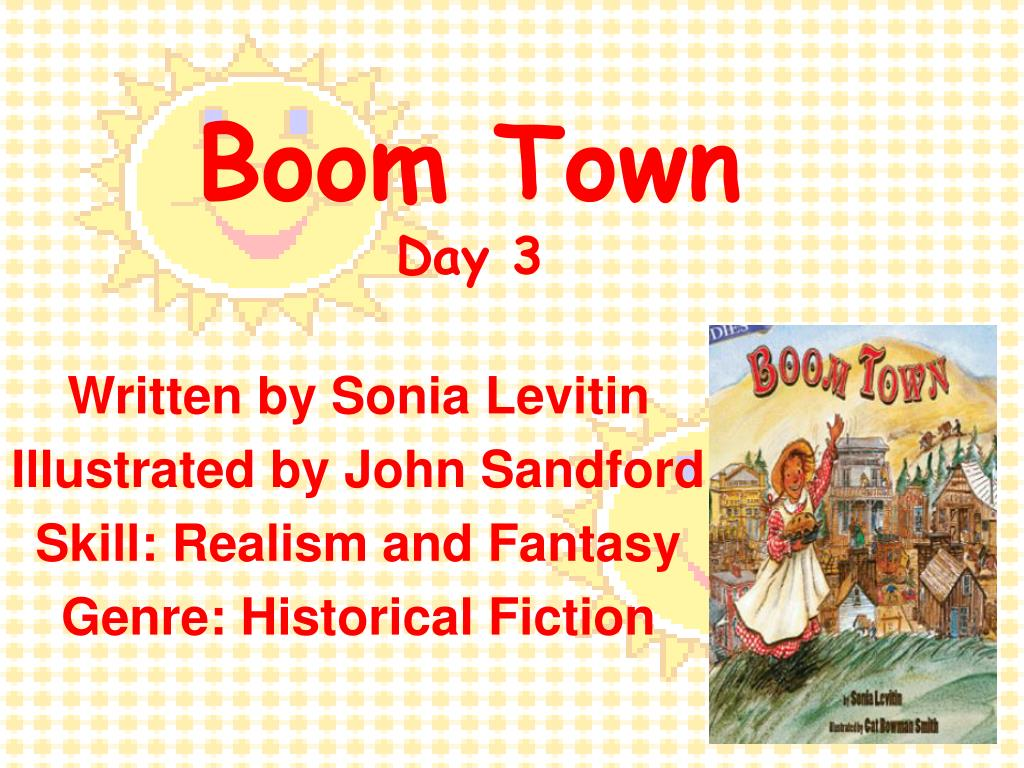 boom town day 3 l.