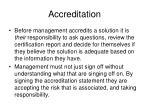 accreditation91