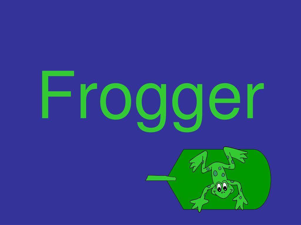 frogger l.