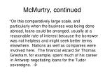 mcmurtry continued10