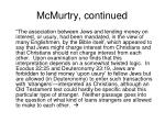 mcmurtry continued12