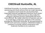 checkredi huntsville al2