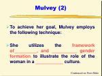 mulvey 2