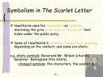 symbolism in the scarlet letter14