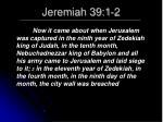 jeremiah 39 1 2