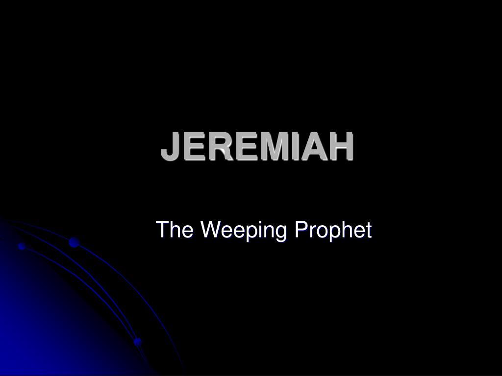 jeremiah l.